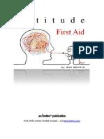 INSTINX Attitude First Aid
