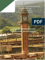 Vila Ferroviária de Paranapiacaba