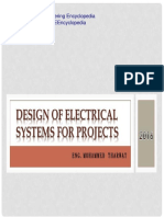 Design Of Electrical Systems for projects.pdf