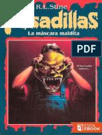 12-La Mascara Maldita - R. L. Stine