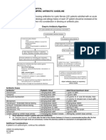 Peds Cf Guideline