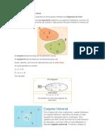 Diagrama de Venn y Entre Llaves