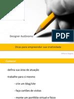 Designer Autônomo
