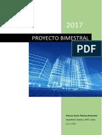 PROYECTO BIMESTRAL