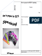 How to Prepare for IELTS - Speaking Module [Devdakilla]