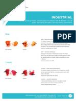 Industrial ProdSheet