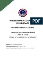 Biología SAL Victor Espinoza REVISADO