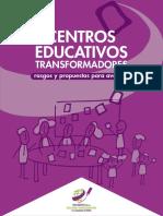Centros educativos transformadores