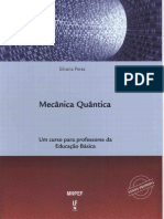 MNPEF - Mecânica Quântica - S. Perez