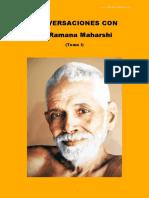 Conversaciones Con Ramana Maharshi Tomo I1