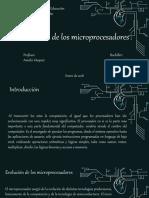 Evolucion del microprocesador..pptx