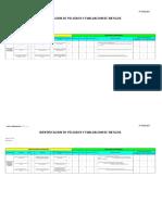 Anexo 2 Matriz de Identificacion Peligros y Evaluacion de Riesgos Apmt