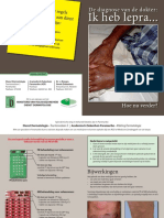 Patientenfolder LEPRA Folder NL 2013 25mrt13