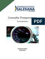 consulta termodinamica