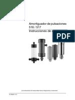 Grundfosliterature-Amortiguador de Pulsaciones