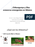 Dengue chikungunya y zika arbovirus emergentes en méxico.pptx