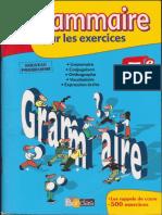 ____ ____ _____ _____ ________ _________ ___ _ ____ ____ ___ __ _____ La grammaire par les exercice