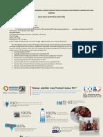 Infografis Kuissioner Pekan Pameran Laboratorium Inovasi Daerah Dan Produk Unggulan Khas Daerah