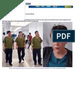 Luật Sư Đức Của Trịnh Xuân Thanh Vừa Bị Chặn Lại Tại Sân Bay Nội Bài _ Thời Báo - Trang Web Tin Tức Của Cộng Đồng Người Việt Tại Châu Âu