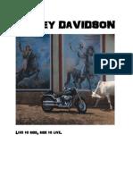 Harley Davidson India Marketing Plan