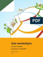 guia metodologica  2012