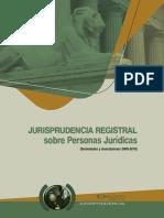 19 Jurisprudencia Registral Sobre Personas Juridicas