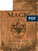Eliphas Levi Trascendental Magic