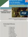 CAP. 01.- LAS PERFORACIONES EN LAS ACTIVIDADES MINERAS.pptx