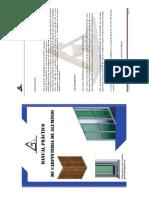 Manual Aluminio