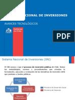 CHILE_Sistema Naciona de Inversiones publicas