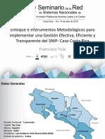 COSTA_RICA_gestion Efectiva y Transparente Del SNIP