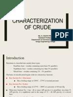 Petroluem Refining Engineering