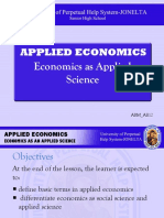 ABM_AE12_002_Economics as an Applied Science