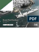 Beauty Point Masterplan