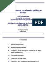 ILSE Inversion Impulsada Por Iniciativa Privada-CasodeMéxico