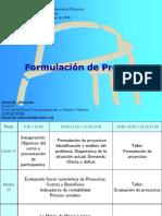ILPES Formulacion de Proyectos