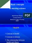Basic Concept of Nursing