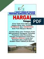 Banner Hargai Petugas