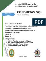 Trabajo de Consultas Northwind en SQL
