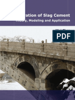 Hydration of slag cement - Theory, Modeling and Application.pdf