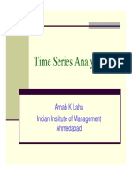 Time Series Analysis - ARIMA.pdf