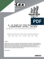 87901 - Ratchet Jack Ops