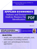 ABM_AE12_010_Industry and Environment Analysis - Business Operation Identification.pptx