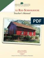 little red schoolhouse teacher manual