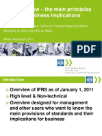 IFRS Overview Minsk May2011 English