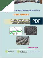 Airoli-kalwa Feasibility Report