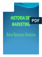 1. Historia Del Marketing