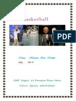 Tugas Penjaskes ; Basket