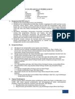 Rencana Pelaksanaan Pembelajaran Rpp Sek