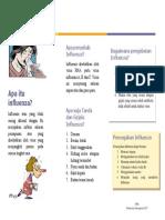 Leaflet Influenza
